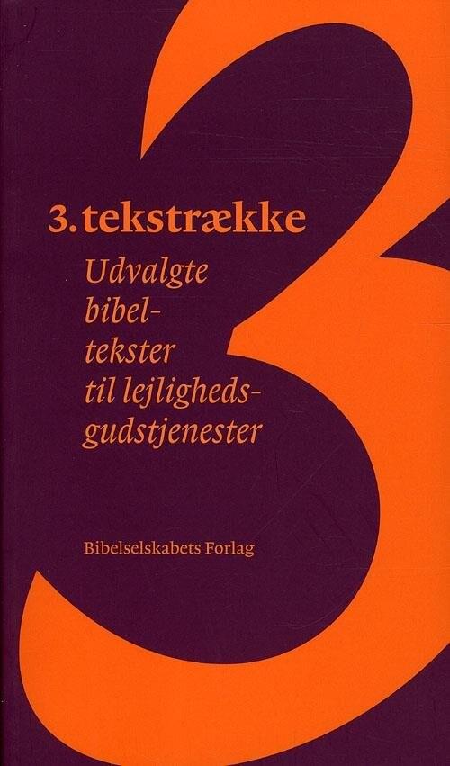 Image of   3. Tekstrække - Peter Nejsum - Bog