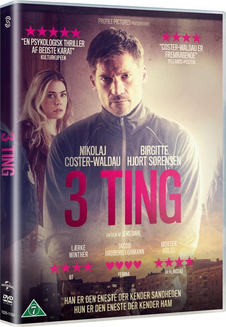 Image of   3 Ting - DVD - Film