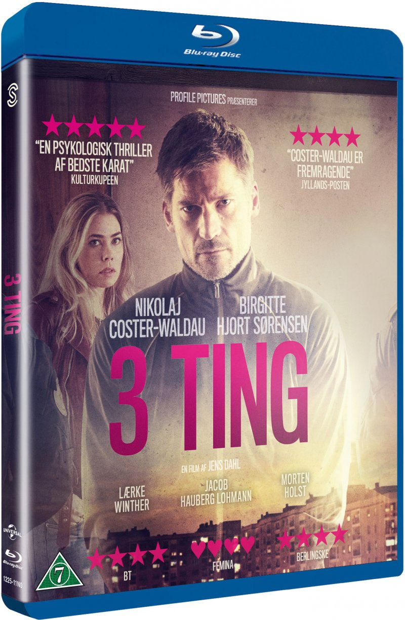Image of   3 Ting - Blu-Ray