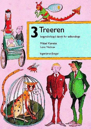 Image of   3 - Treeren - Mikael Køneke - Bog