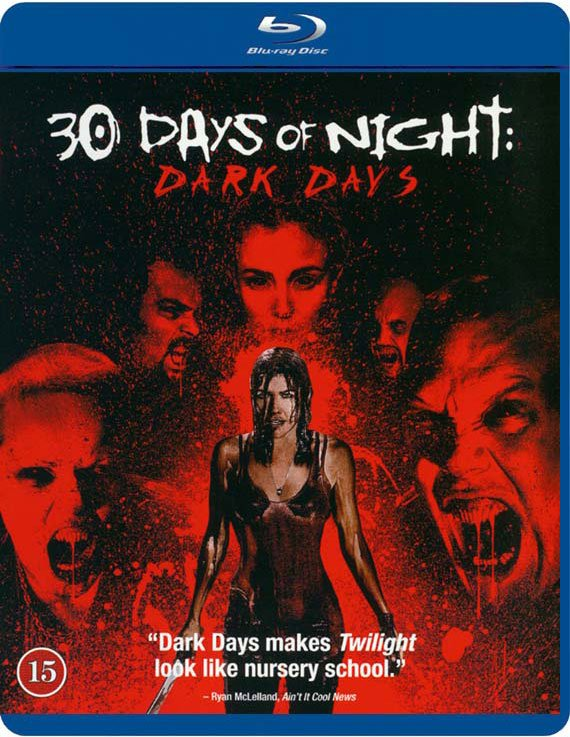 Image of   30 Days Of Night 2 - Dark Days - Blu-Ray