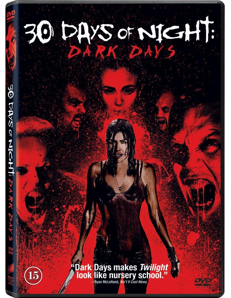 Image of   30 Days Of Night 2 - Dark Days - DVD - Film