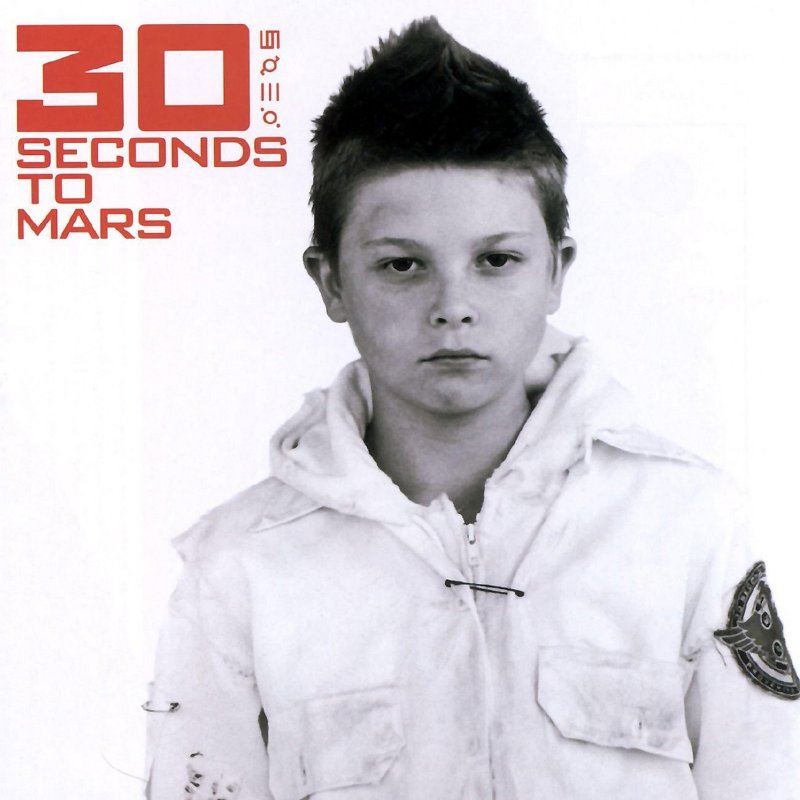 Image of   30 Seconds To Mars - 30 Seconds To Mars - CD