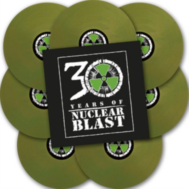 30 Years Of Nuclear Blast: The Ultimate Vinyl Collection - Vinyl / LP
