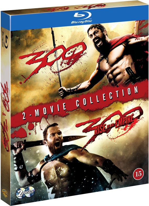 Image of   300 // 300 - Rise Of An Empire - Blu-Ray