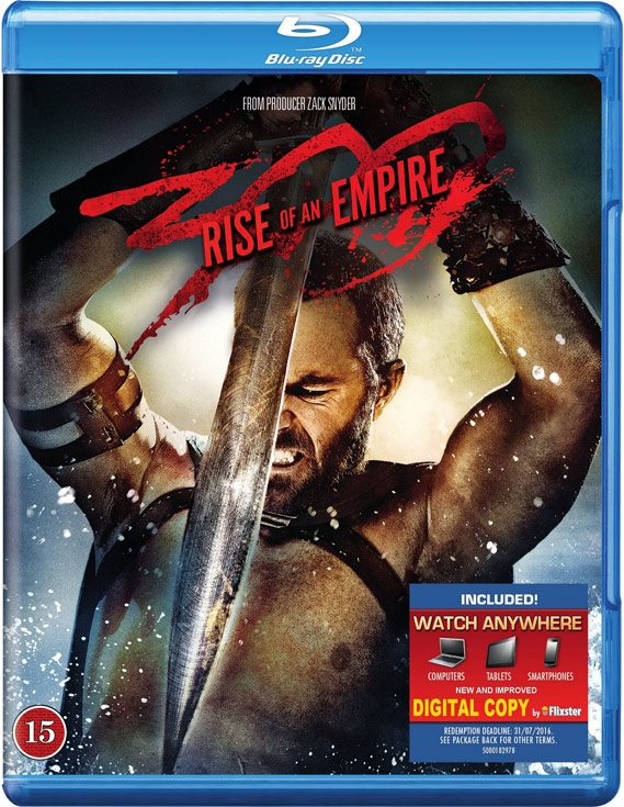 Image of   300 - Rise Of An Empire - Blu-Ray