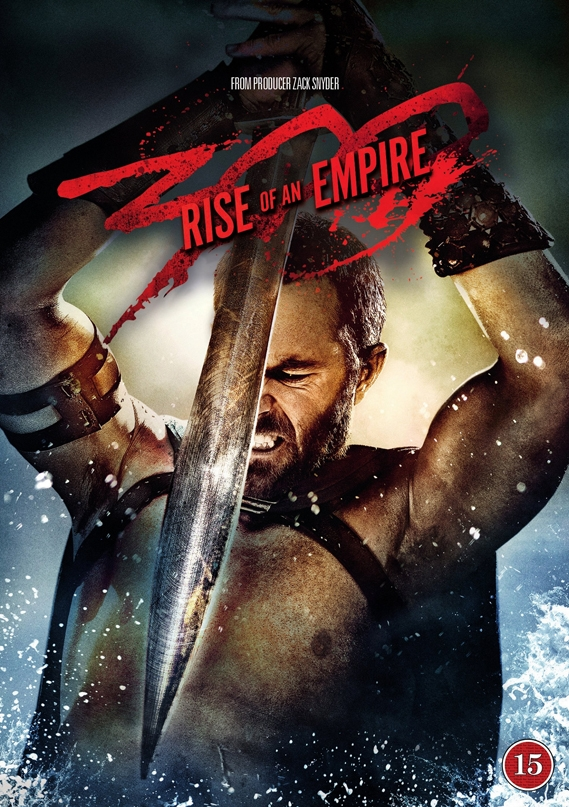 Image of   300 - Rise Of An Empire - DVD - Film