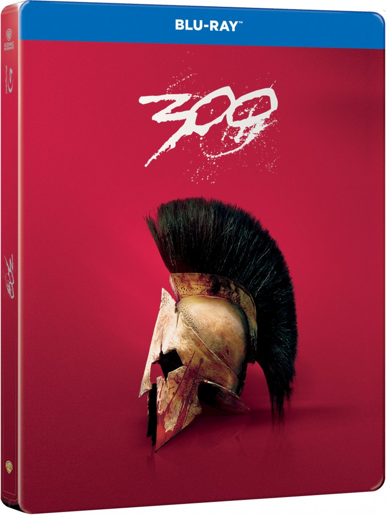 Image of   300 - Gerard Butler - Steelbook - Blu-Ray