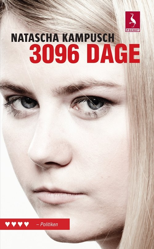 Image of   3096 Dage - Natascha Kampusch - Bog
