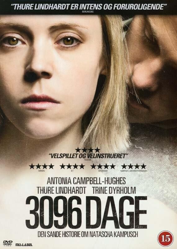 Image of   3096 Dage - DVD - Film