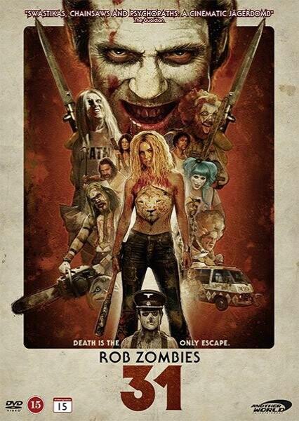 Image of   31 Film - DVD - Film