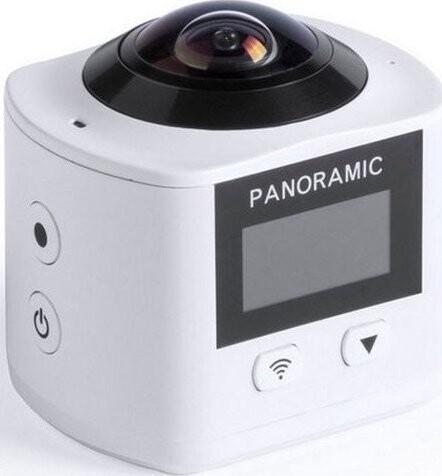 Image of   360º Kamera Med Full Hd Lcd Skærm Og Wifi