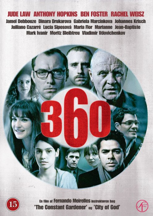 Image of   360 - DVD - Film