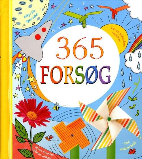 Image of   365 Forsøg - Lucy Bowman - Bog