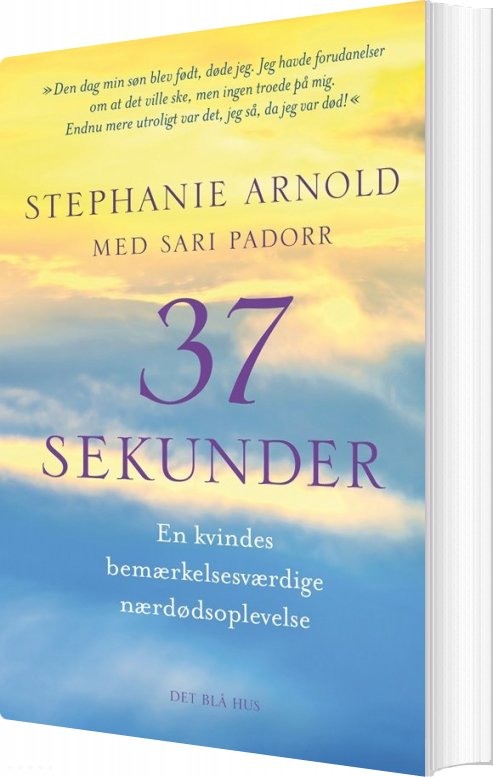Image of   37 Sekunder - Stephanie Arnold - Bog
