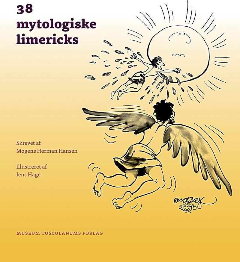 38 Mytologiske Limericks - Mogens Herman Hansen - Bog
