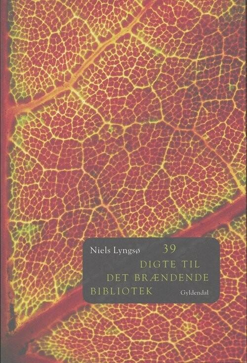 Image of   39 Digte - Niels Lyngsø - Bog