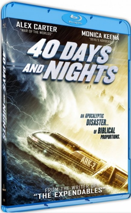 Image of   40 Days And Nights / 40 Dage Og Nætter - Blu-Ray