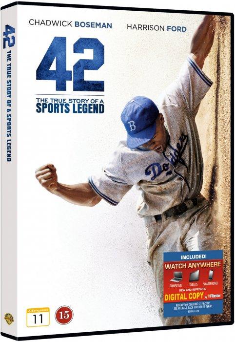Image of   42 - DVD - Film