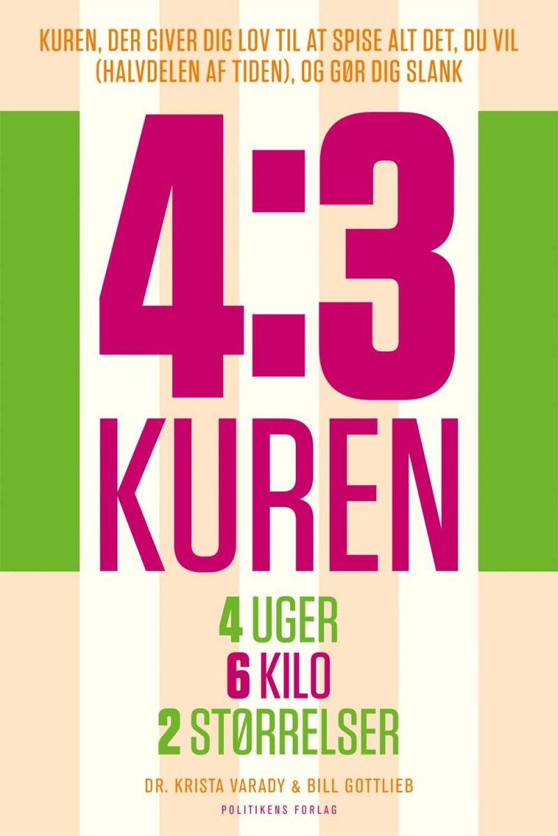 Image of   4:3 Kuren - Krista Varady - Bog