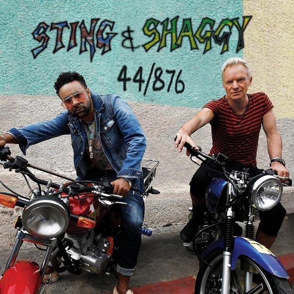Sting & Shaggy - 44/876 (red Vinyl) - Vinyl / LP