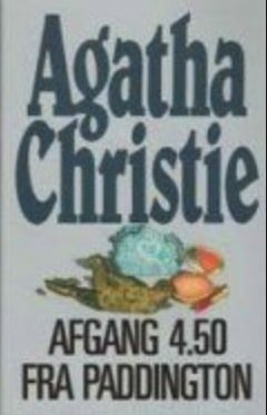 Image of   4:50 Fra Paddington - Agatha Christie - Bog