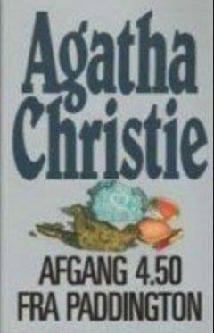 Image of   4:50 Fra Paddington - Agatha Christie - Bog