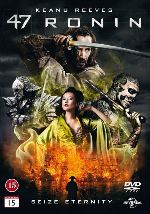 Image of   47 Ronin - DVD - Film