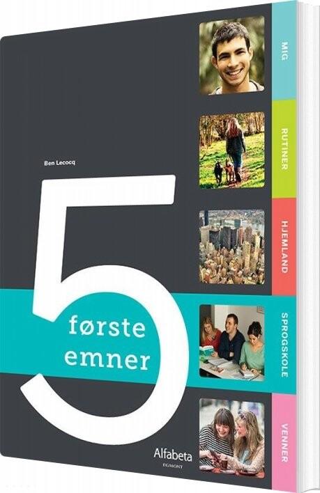 Image of   5 Første Emner - Ben Lecocq - Bog