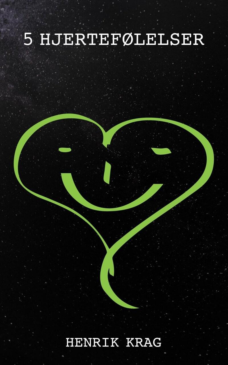 Billede af 5 Hjertefølelser - Henrik Krag - Bog
