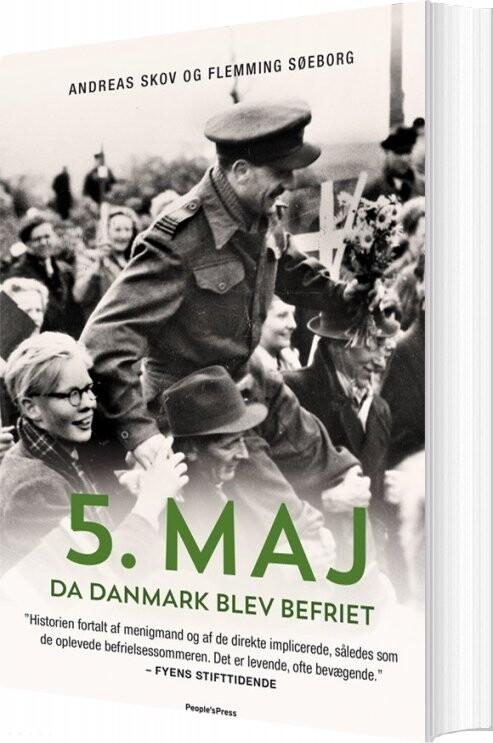 Image of   5. Maj - Flemming Søeborg - Bog