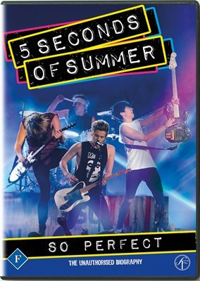 Image of   5 Seconds Of Summer - DVD - Film