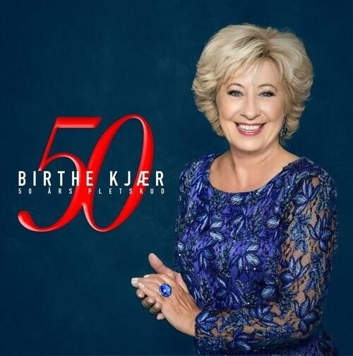 Image of   Birthe Kjær - 50 års Pletskud - CD