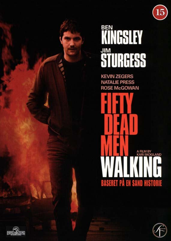 Image of   50 Dead Men Walking / Fifty Dead Men Walking - DVD - Film