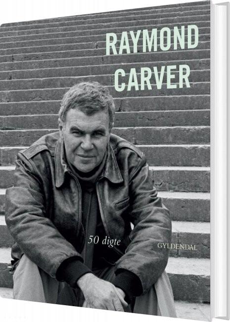 Image of   50 Digte - Raymond Carver - Bog