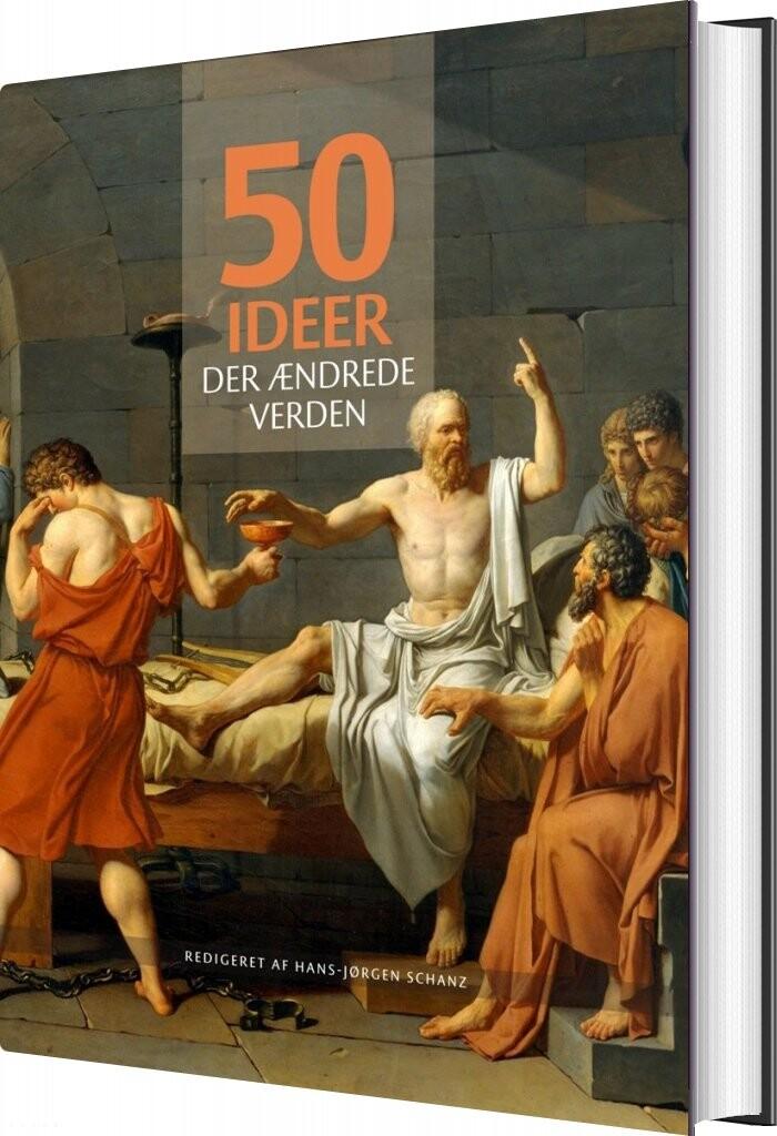 Image of   50 Ideer - Hans-jørgen Schanz - Bog