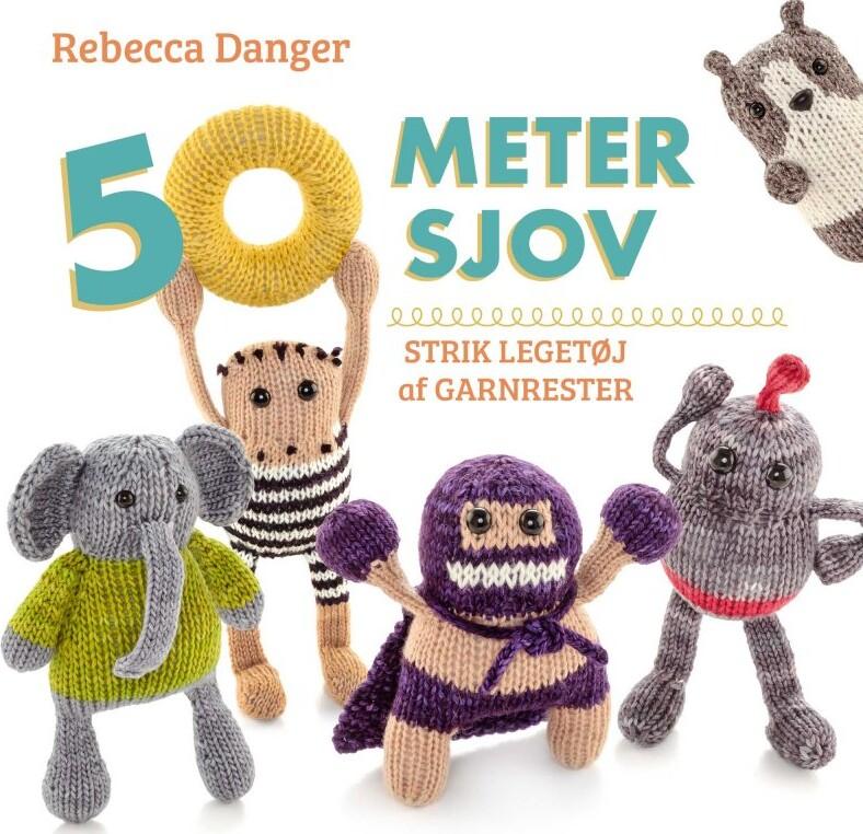 Image of   50 Meter Sjov - Rebecca Danger - Bog