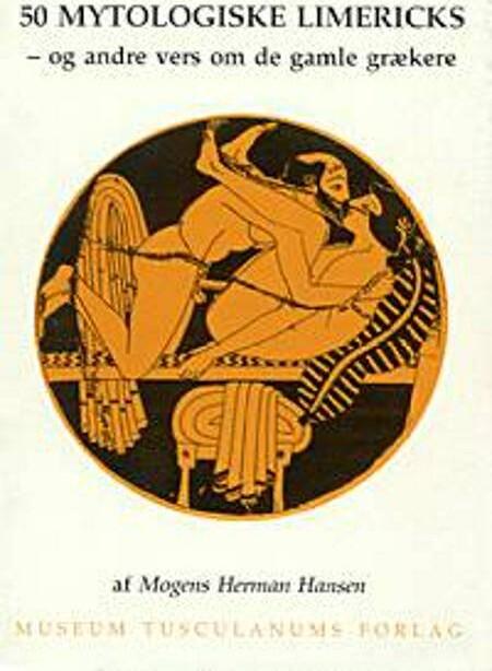 Image of   50 Mytologiske Limericks - Mogens Herman Hansen - Bog
