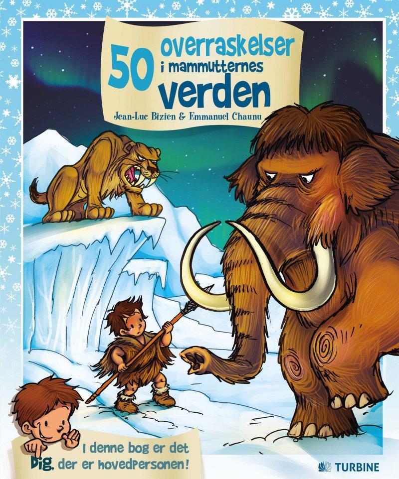 Image of   50 Overraskelser I Mammutternes Verden - Jean-luc Bizien - Bog