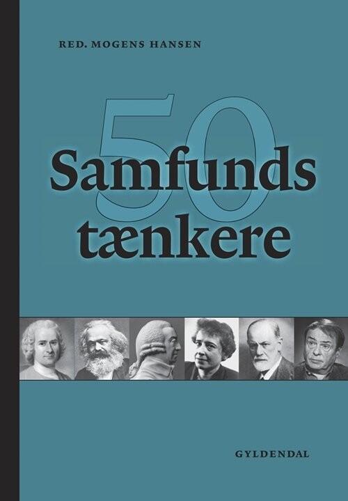 Image of   50 Samfundstænkere - Søren Kristiansen - Bog