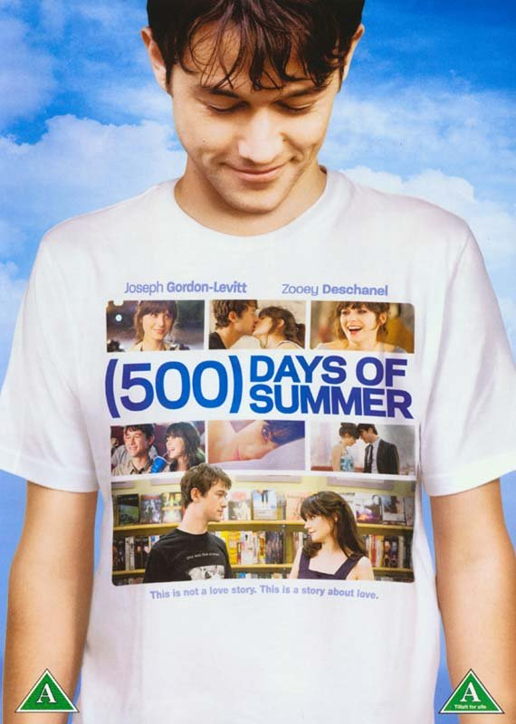 Image of   500 Days Of Summer - DVD - Film