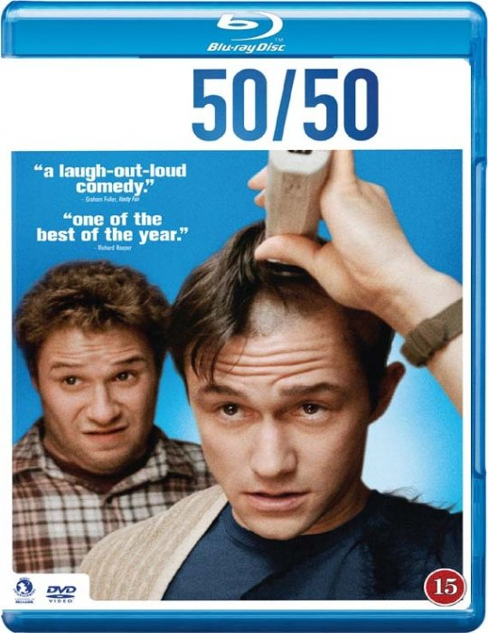 Image of   50/50 - Blu-Ray