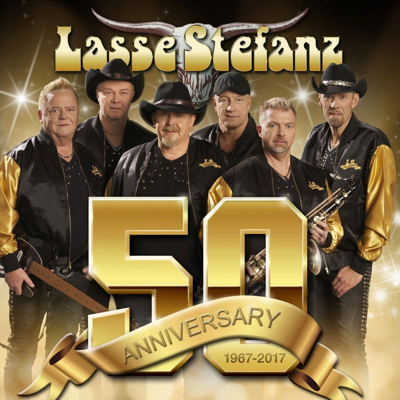 Image of   Lasse Stefanz - 50th Anniversary - CD