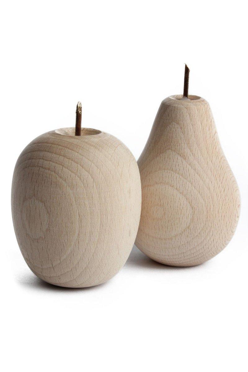 Image of   57° North Bysommer æble Og Pære Sæt I Træ