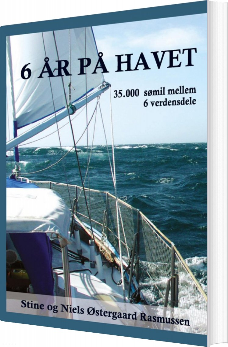 Image of   6 år På Havet - Stine - Bog