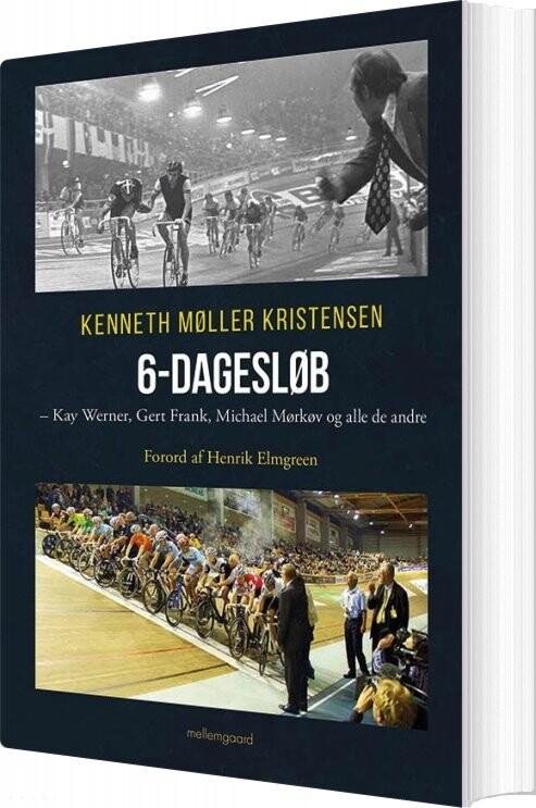 Image of   6-dagesløb - Kenneth Møller Kristensen - Bog