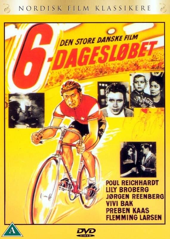 Image of   6 Dagesløbet - DVD - Film