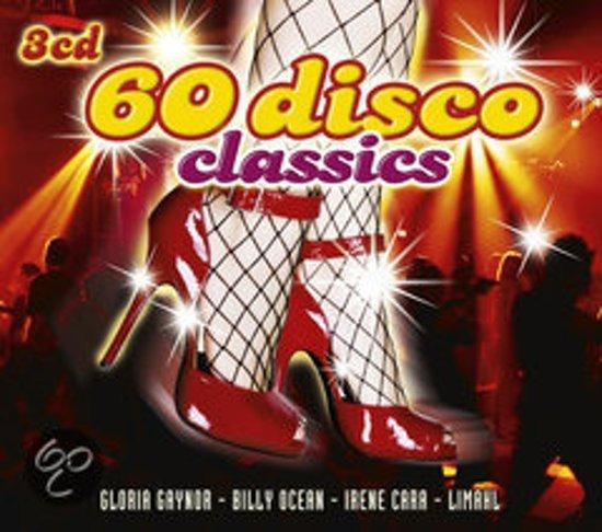 Image of   60 Disco Classics - CD