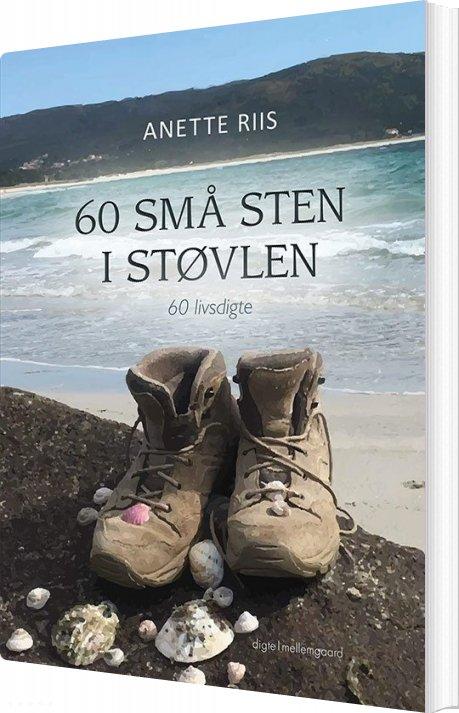 Image of   60 Små Sten I Støvlen - Anette Riis - Bog