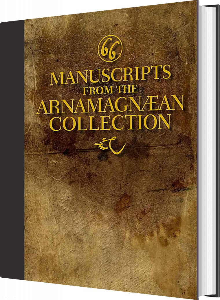 Image of   66 Manuscripts From The Arnamagnæan Collection - Matthew James Driscoll - Bog
